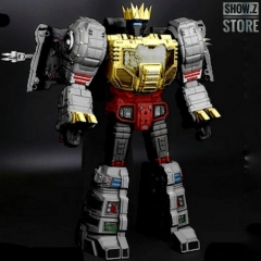 [Pre-Order] GigaPower GP HQ-01 HQ01 Superator Grimlock Dinobots Metallic Version