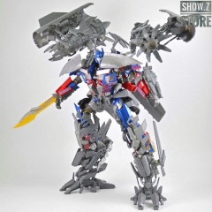 [Pre-Order] Iron Warrior IW IW-2.0 IW2.0 Jetpower Armor Upgrade Kit for MPM-4 Optimus Prime Jetfire