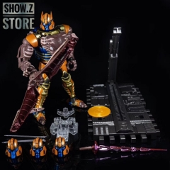 4th Party Masterpiece MP-41 MP41 Dinobot