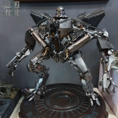 HEAT Studio Custom Made Prime 1 Studio P1S Starscream Polystone Statue