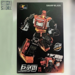 WeiJiang WJ Sky Soarer Sharp Blade Tantrum Torox Combination Mode POTP Feral Rex Predaking