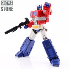 Magic Square MS MS-Toys MS-B18 MSB18 Light of Justice Optimus Prime OP