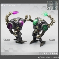 [Pre-Order] MechFansToys MFT Mech Fans Toys Power Suit DA-26A DA26A & DA-26B DA26B Set of 2