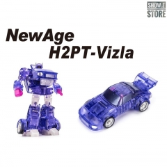NewAge New Age NA H2PT H-2PT Vizla Shockwave Clear Version
