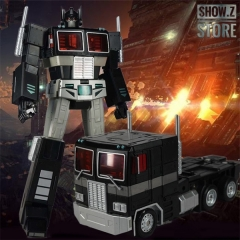 Transform Element TE TE-01B TE01B Masterpiece MP-10B MP10B Nemesis Prime Optimus Prime OP Black Version