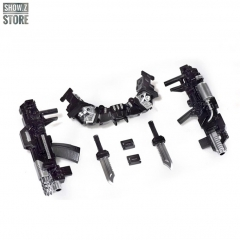 [Pre-Order] DNA Design DK-12 DK12 Upgrade Kit for MPM-06 MPM06 Ironhide