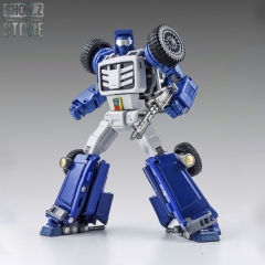 [Sample][US Buyer Only] XTransbots XTB MM-VIII MM-8 MM8 Arkose Beachcomber Metallic Painting Version