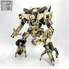 [Pre-Order] TF Dream Factory GOD-09S GOD09S Steel Claw Bonecrusher Movie Leader Class Smoke Paint Version