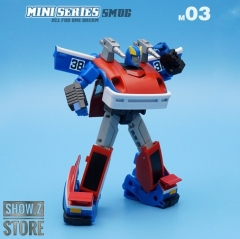 [Pre-Order] IronTrans M-03 M03 Mini Series Smog Smokescreen