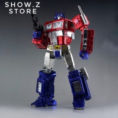 [Parts Not Woking] 4th Party MP10X MP-10X Optimus Prime MP10-CH MP10 Chrome Version