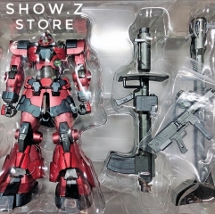[Sample] Free Model Soul FMS MG 1/100 MS-09B MS09 Dom Gundam Red Version