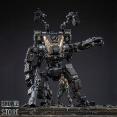 [Pre-Order] JoyToy Source Acid Rain 1/25 God of War 86 Medium-Sized Mecha Figure Set Silver Black Version