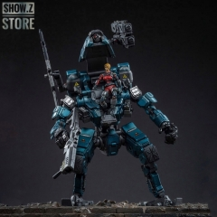[Pre-Order] JoyToy Source Acid Rain 1/25 God of War 86 Medium-Sized Mecha Figure Set Blue Version