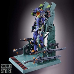 Bandai Tamashii Nations Metal Build MB EVA-01 EVA01 Test Type Neon Genesis Evangelion