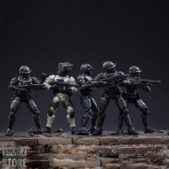 [Pre-Order] JoyToy Source Acid Rain 1/25 Obsidian Team Set of 5 Figures