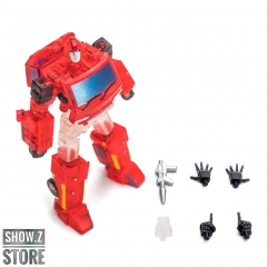 [Pre-Order] NewAge New Age NA H7T H-7T McCoy Ironhide Clear Transparent Version