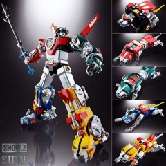 Fantasy Jewel FJ FJ-BSW Voltron Defender of the Universe Full Set of 5