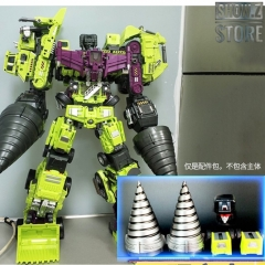 [Pre-Order] JinBao JB Upgrade Kit For JinBao Oversized Devastator Gravity Builder