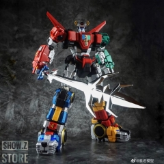 Titan Power TitanPower TP TP-01 TP01 Titan Beast King Chogokin Voltron w/ LED