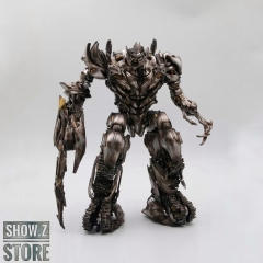 [Pre-Order] Black Mamba LS-06S Tank Mega Commander Megatron Studio Series SS13 Battle Damaged Version