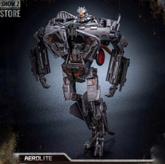 [Bonus] Toyworld TW TW-FS06 The Last Knight TLK WWI Starscream Prototype
