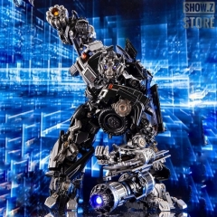 Black Mamba BMB LS-09 LS09 Weapon Expert Ironhide