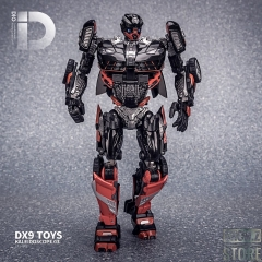DX9 K3 La Hire Rodimus Hot Rod