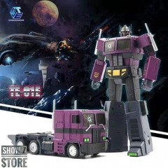 Transform Element TE TE-01E TE01E Masterpiece MP-10SG MP10SG OP Optimus Prime Shattered Glass SG Version