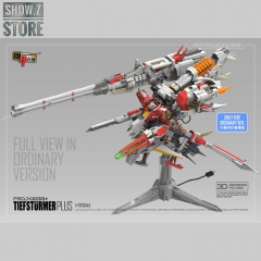 [Pre-Order] Mechanicore Hobby Studio 1/120 PROJ-0033+ 2.0 MSA-0011(Bst)303E Deep Striker Gundam Tief Sturmer Plus Camouflage Red Standard Version