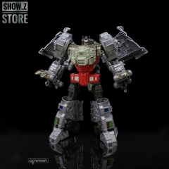 G-Creation GCreation SRK-03 SRK03 Warth Grimlock Shuraking Combiner Reissue