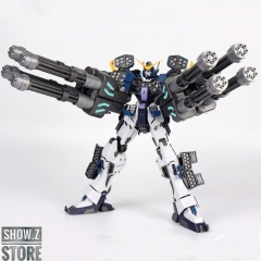 SuperNova Model SN MG 1/100 XXXG-01H2 XXXG01H2 Gundam Heavyarms Custom Kai Gunpla