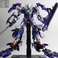 Daban PG GN-001/hs-A01 1/60 Avalanche Exia w/ LED & Battle Damaged Kit & Dash Unit Kit