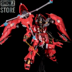 Metal Club MC 1/100 NZ-666 Kshatriya Warlock Red Version Full Frontal Red Comet Use MB Style Gundam Unicorndam Unicorn