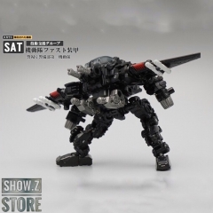[Pre-Order] MechFansToys MFT SAT-09 SAT09 Special Assalut Team Power-suit