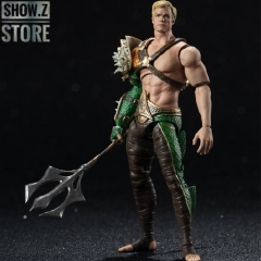 [Pre-Order] Hiya Toys 1/18 Injustice 2: Aquaman PX Previews Exclusive