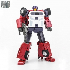 [Sample][Peru Buyer Only]XTransbots MX-15 Deathwish Deadend Monolith Combiner Menasor