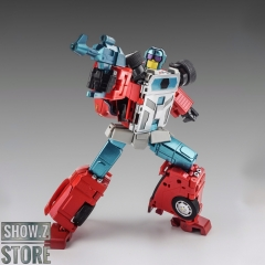 [Pre-Order] X-Transbots MX-15G2 Deathwish Deadend G2 Color Version