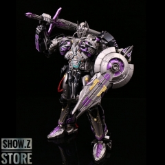 [Pre-Order] Unique Toys R-02V Challenger Optimus Prime Purple Version