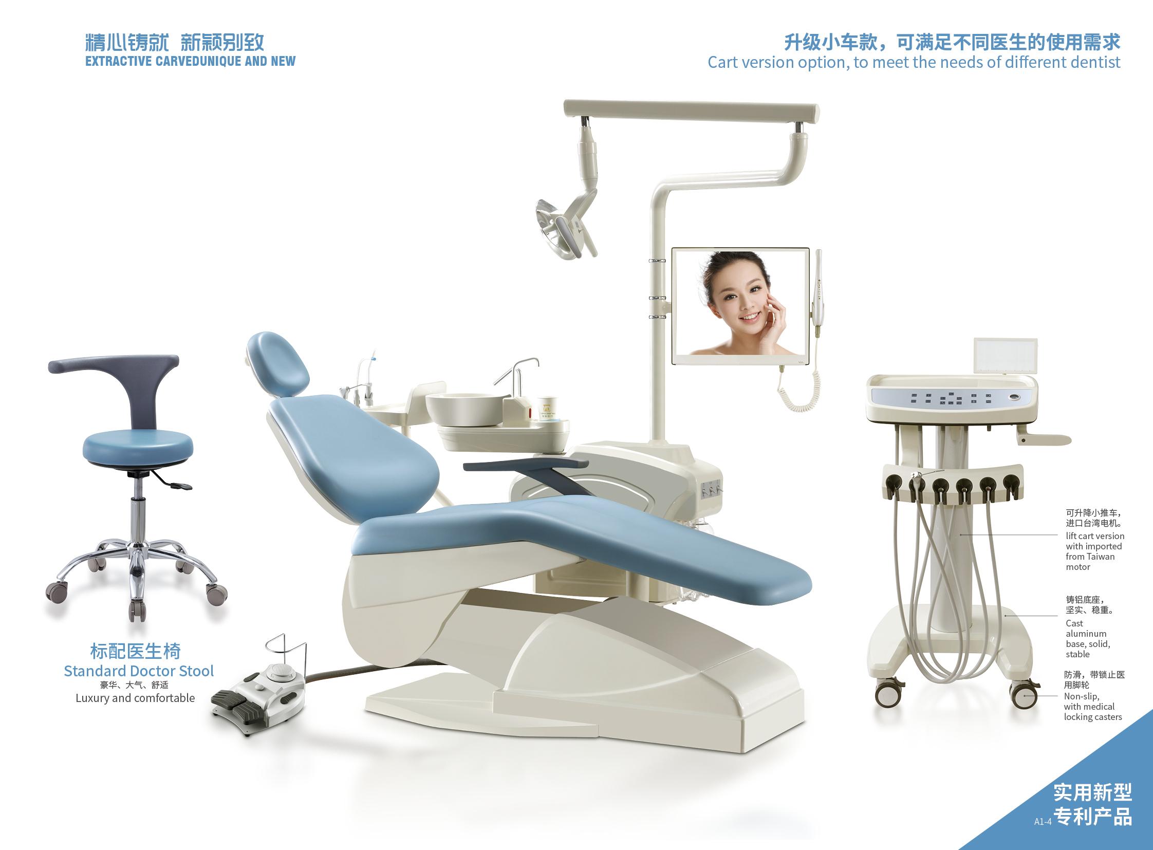 Dental Led Headlight System Endeavour Headlight Dental
