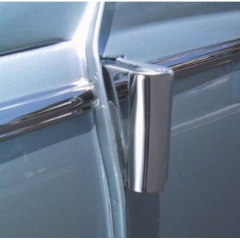 Stainless Steel Deluxe Hinge Cover For VW Beetle All Years