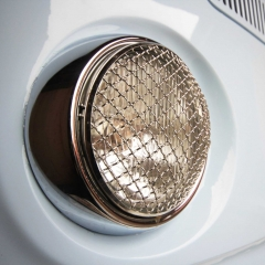 Mesh Headlight Grilles/ Stoneguards  Fit Bay Window T3 Karmann