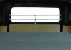 Deluxe VW Bus Rear Jail Bar Fit Rear Window for Split Screen and Bay Window