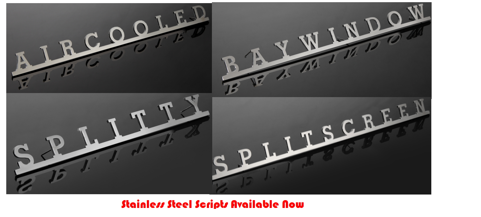 Stainless Steel Scripts