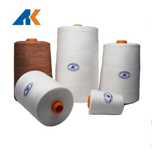20/4 20/6 20/7 Polyester Sewing Thread For Close Bags