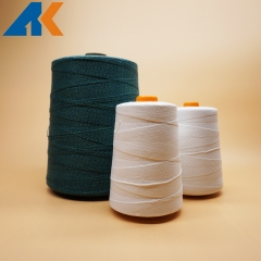 High Strength 12S/6 Sewing Thread Use 100 Spun Polyester Yarn