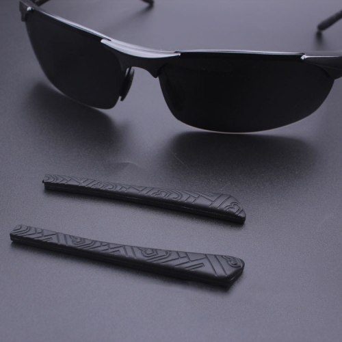 Sunglasses Temple Tips Sleeve Retainer,Anti-Slip Elastic Comfort Temple Covers End Tips Retainers For Sunglasses