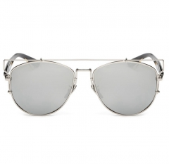 Polarized Cut-Out Sunglasses LM8027 (58-13-138)