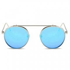 Polarized Round Sunglasses LM8038 (53-20-140)