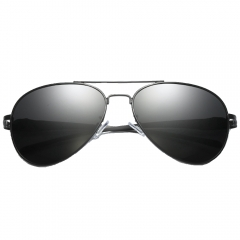 Polarized Aviator Sunglasses LM912 (57-15-139)