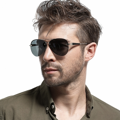 Polarized Aviator Sunglasses LM743(63-18-139)